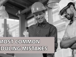 Common Contractor Mistakes