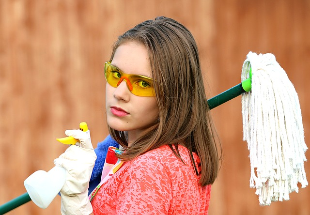 Clean until pristine! Your house must be cleaner than ever. It is one of the most important staging tips