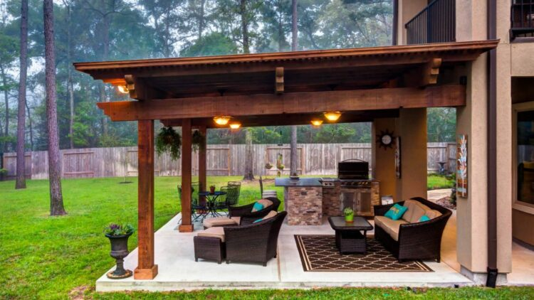 Creating a Backyard Made for Entertaining